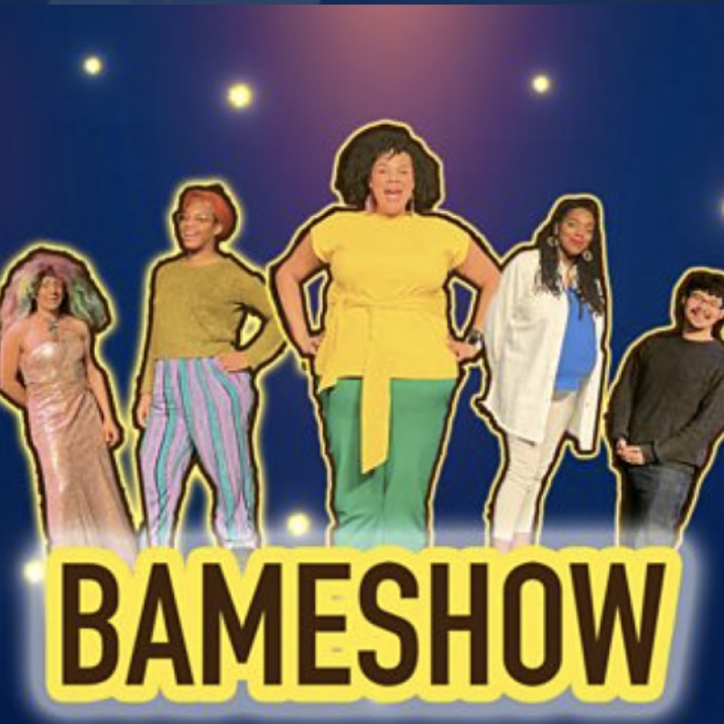Be sure to catch Desiree Burch as she hosts the new game show BAMESHOW, with Kemah Bob as one of the team captains.