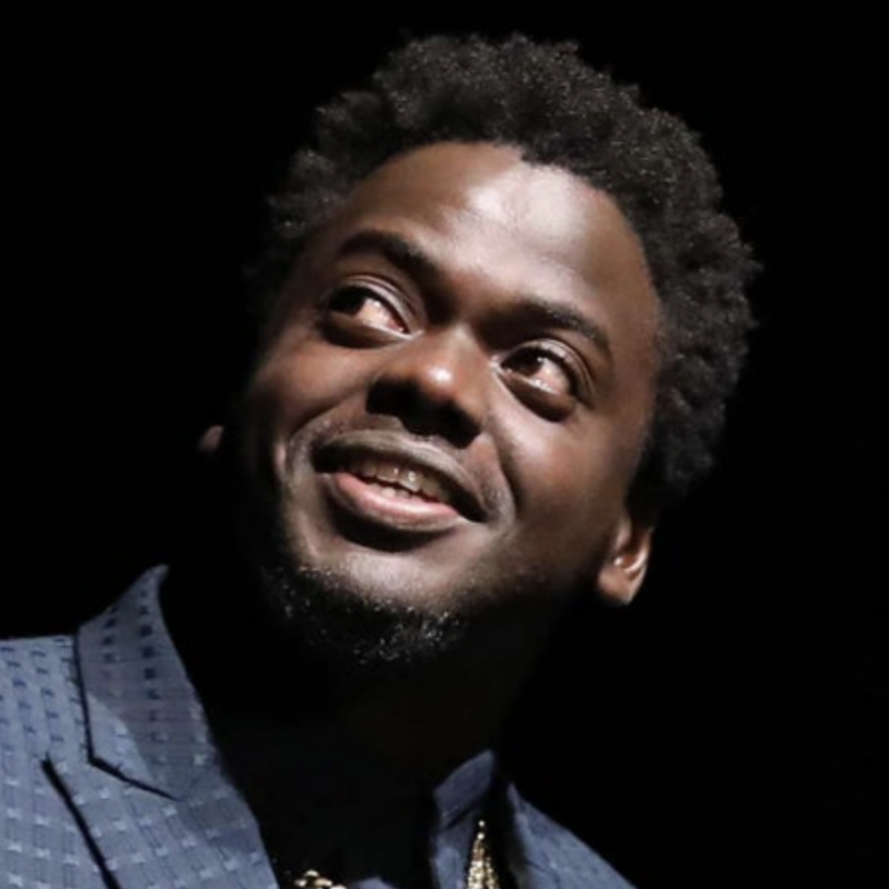 A new retelling of A Christmas Carol is out today with Daniel Kaluuya!