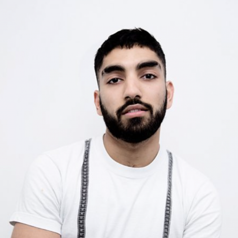 Mawaan Rizwan is a guest star on the fabulous Ding Dong Merrily Diane!