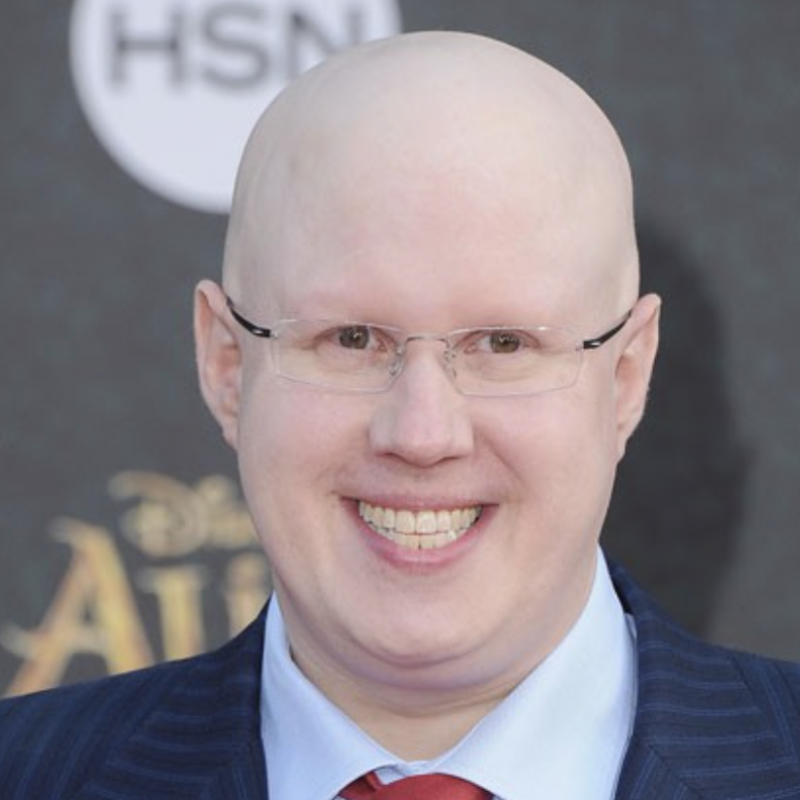It's time for the Christmas Bake Off with Matt Lucas!!!