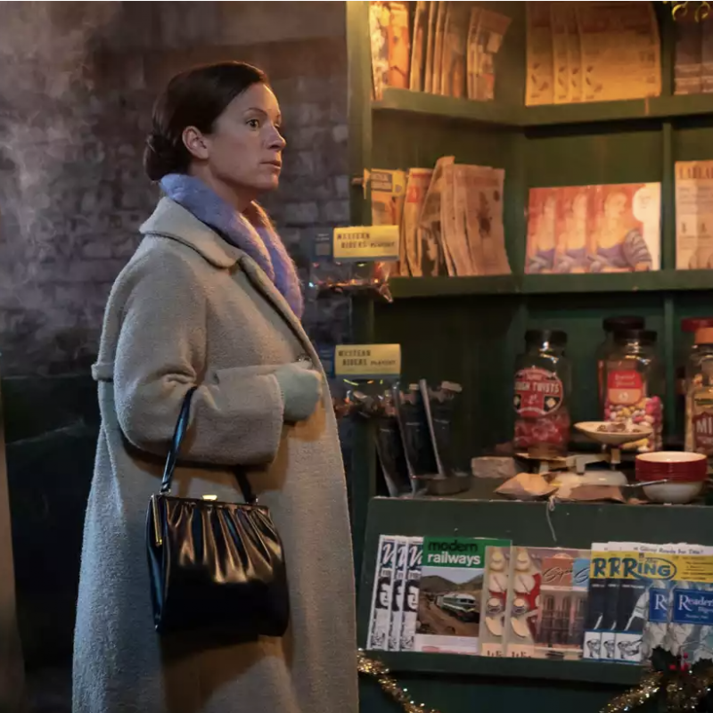 Don't miss Katie Lyons in the Christmas special of Call the Midwife!