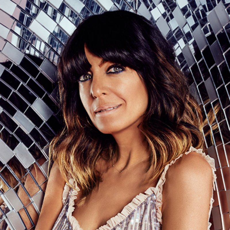 It's the Strictly Come Dancing Christmas Special with Claudia Winkleman!