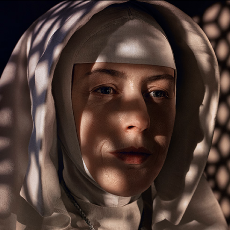 Gina Mckee features in the new drama adaptation of the 1939 novel byRumer Godden, Black Narcissus.