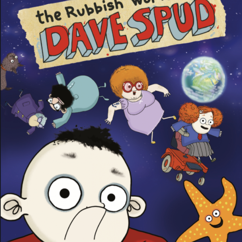 The second series of Dave Spud is upon us, with voices from Arthur Smith and Adam Gillen!