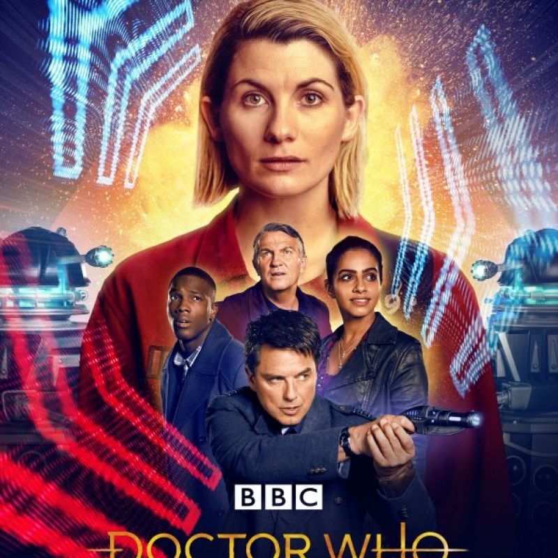It's time for the Doctor Who special starring Mandip Gill and Jodie Whittaker, and with Nathan Stewart Jarrett.