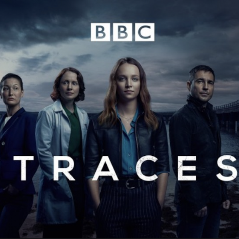 Don't miss the new drama Traces, with the lovely Molly Windsor now showing on BBC One.