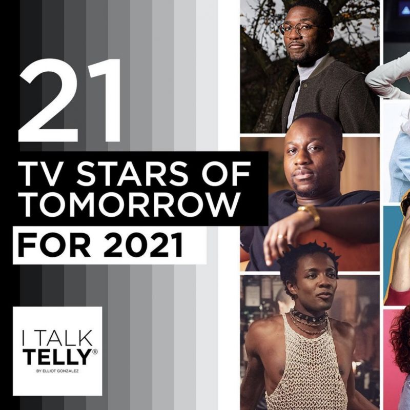 Congratulations to Remel London, Mawaan Rizwan and Kae Kurd on being included in I Talk Telly's TV Stars of Tomorrow for 2021!