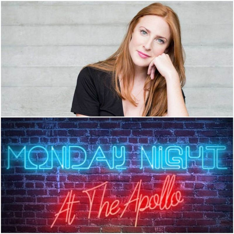 Rosalie Craig will perform in a brand-new concert series 'Monday Night at the Apollo'.