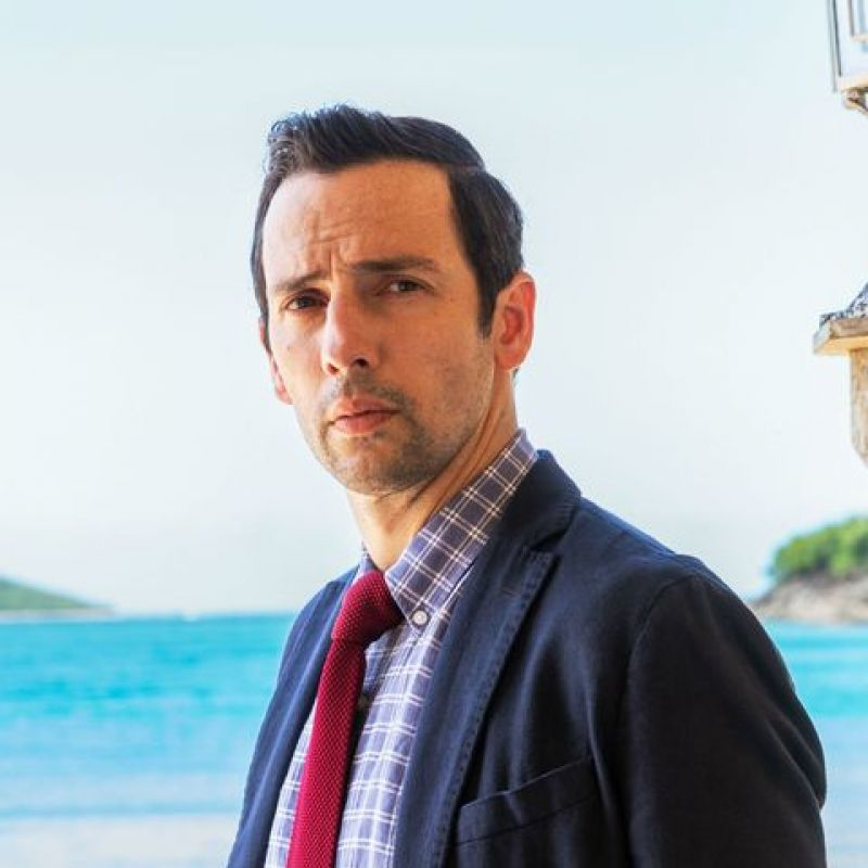Death in Paradise is back on our screens with its 10th season! Starring Ralf Little.