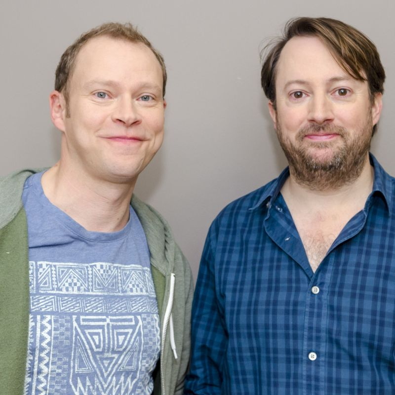Dont miss David Mitchell and Robert Webb as guests on the Graham Norton Show.