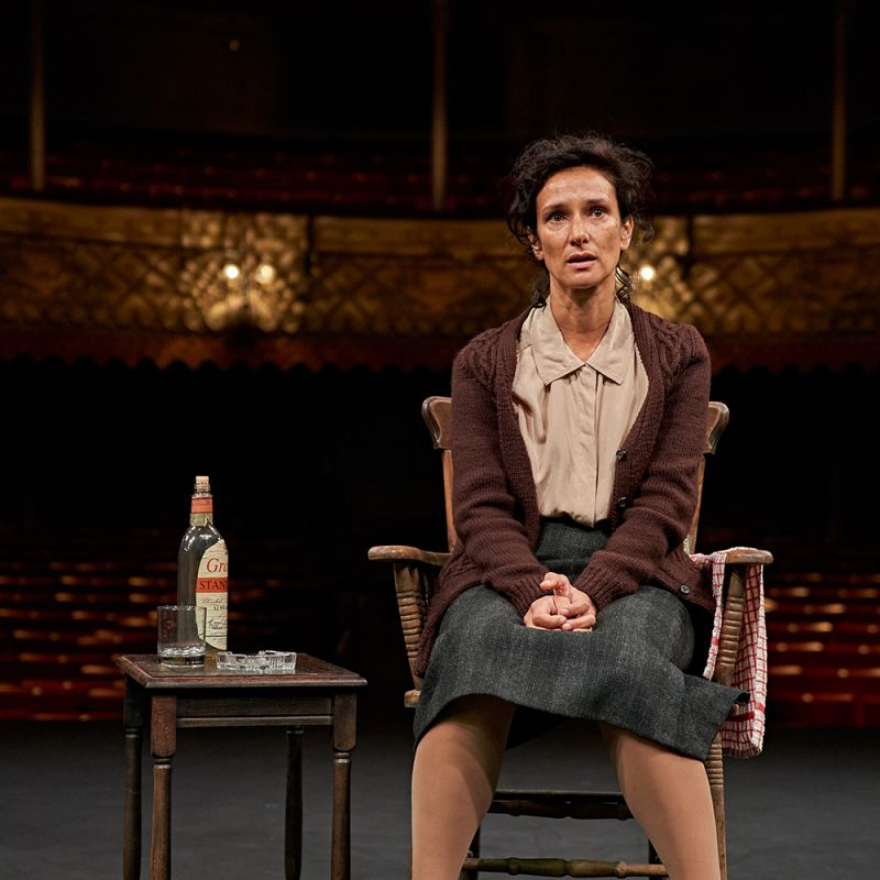 Watch Brain Friel's 'Faith Healer' play in Camera: Playback on the Old Vic website. Starring Indira Varma.