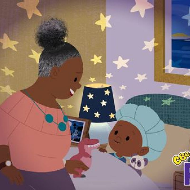 The first of two Winter episodes of Jojo and Gran Gran will be on CBeebies Radio on BBC Sounds from Monday 1st February!