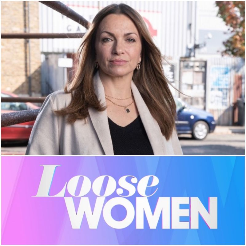 Don't miss Simone Lahbib chatting with the Loose Women panel, about her role in Eastenders.