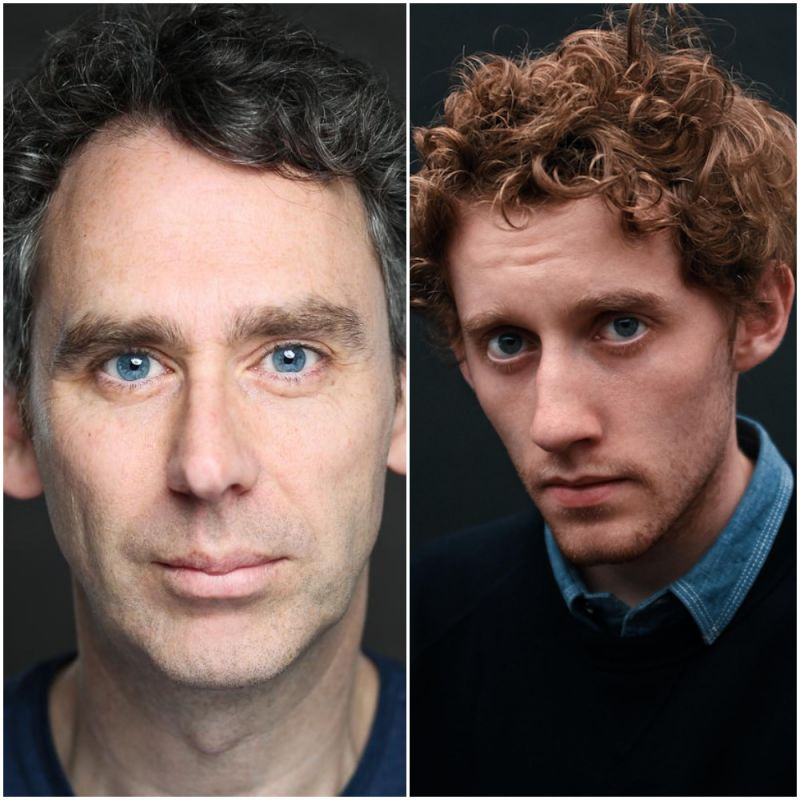 Robert Wilfort and Joe Hurst feature in new Netflix drama 'The Dig', based on John Preston's novel about a real-life discovery.