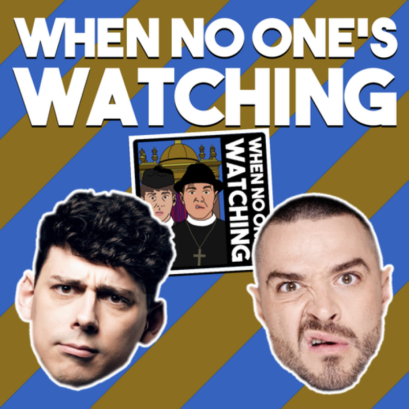Podcast 'When No One's Watching' is back with its second series.