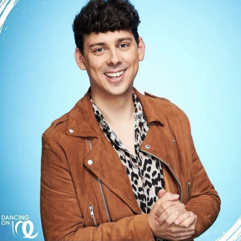 Very exciting news! Matt Richardson will be joining Dancing On Ice.