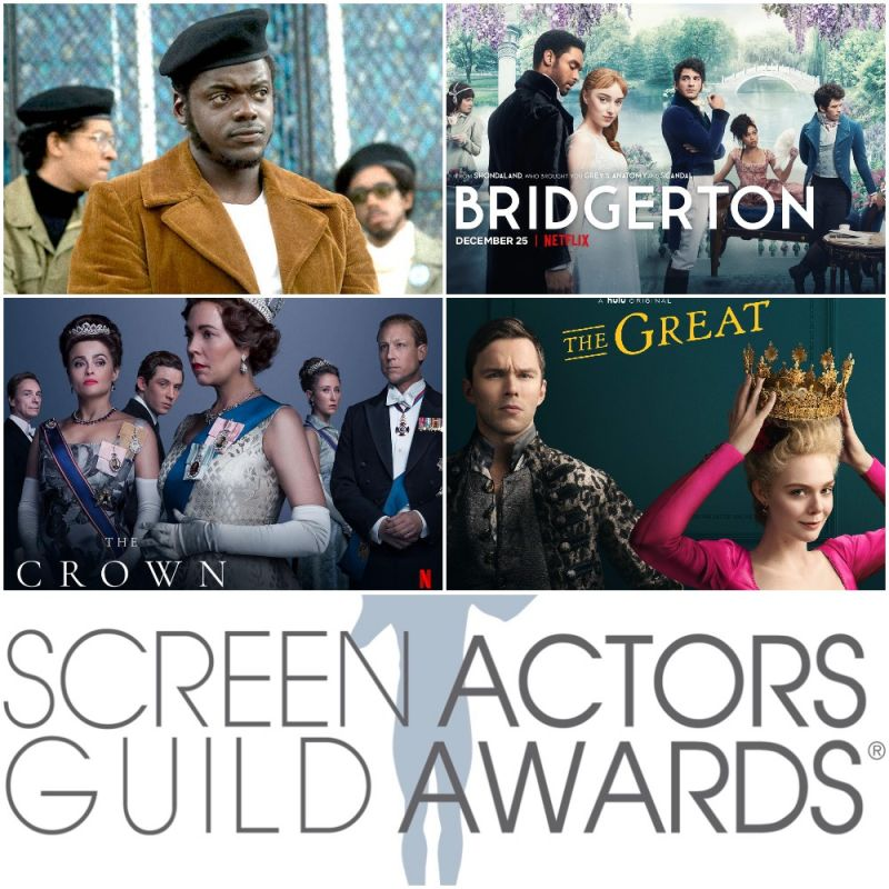 We're super proud of our 2021 SAG Award nominees...