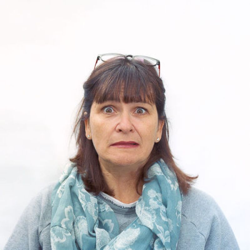 Don't miss Pauline Eyre's comedy show 'All Change Pauline Eyre.'