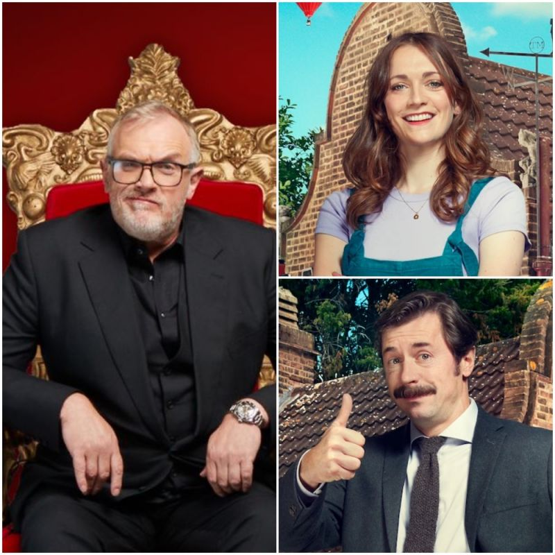 Channel 4's beloved comedy game show 'Taskmaster' is back with its 11th series!