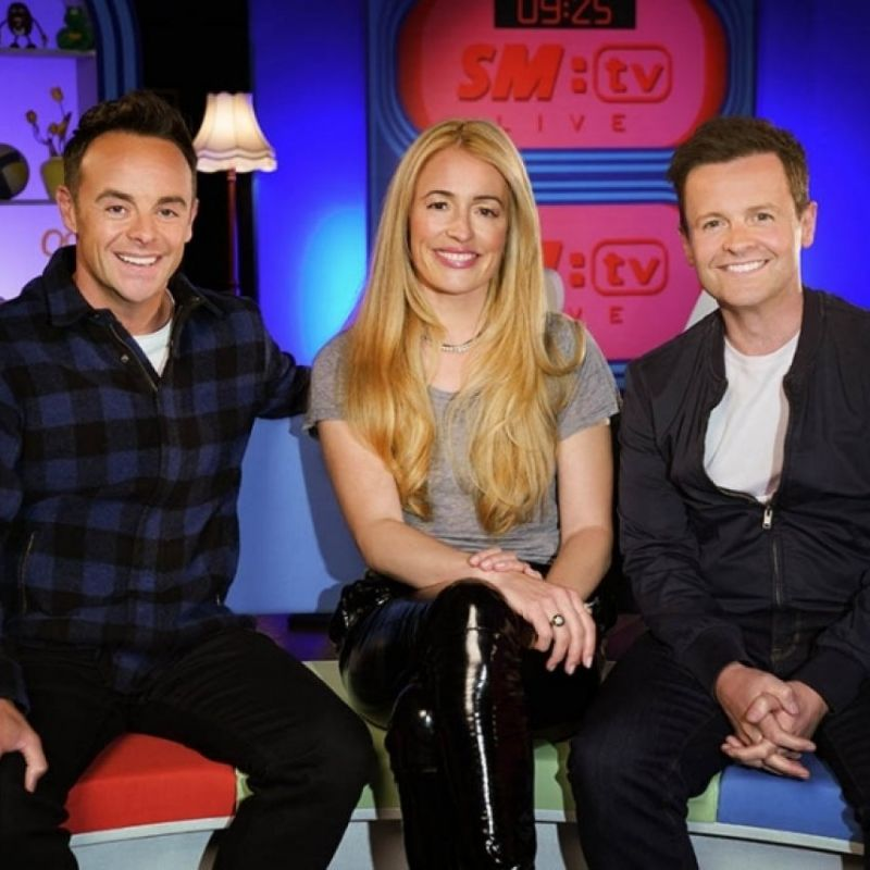 Ant and Dec will be reuniting with their SM:TV co-host Cat Deeley for a special Chums skit on Saturday Night Takeaway.