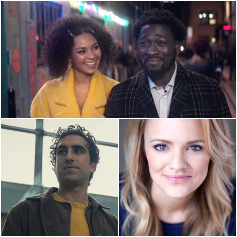 New Netflix crime drama 'The One' starring Lois Chimimba, Eric Kofi-Abrefa and featuring Gregg Chillin and Laura Aikman.