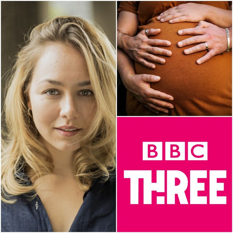 Listen to Anna Krippa narrating the BBC 3 Documentary 'The Surrogates'.