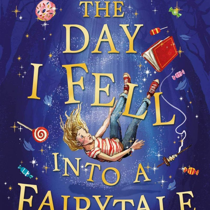 Bestselling classic adventure book 'The Day I Fell Into a Fairytale', written by Ben Miller, now available in Paperback.
