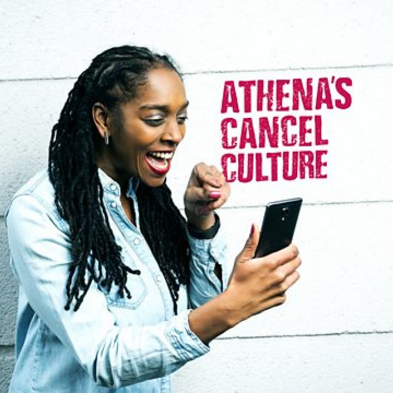 New BBC Radio 4 series 'Athena's Cancel Culture'.