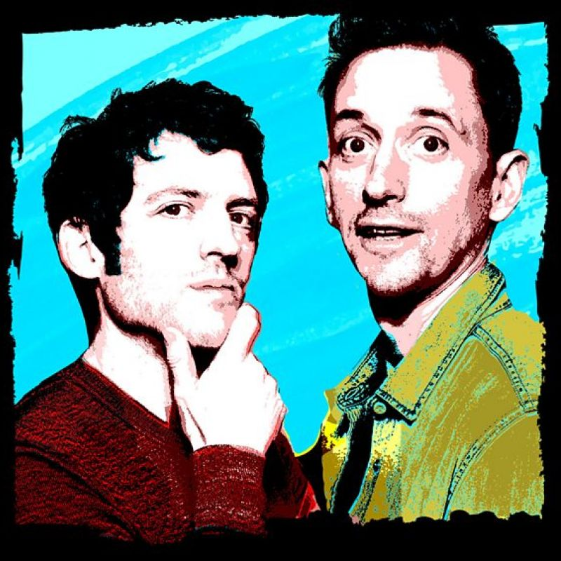 Tune in to BBC Radio 5 Live every Friday 1-3pm to listen to presenters Elis James and John Robins.