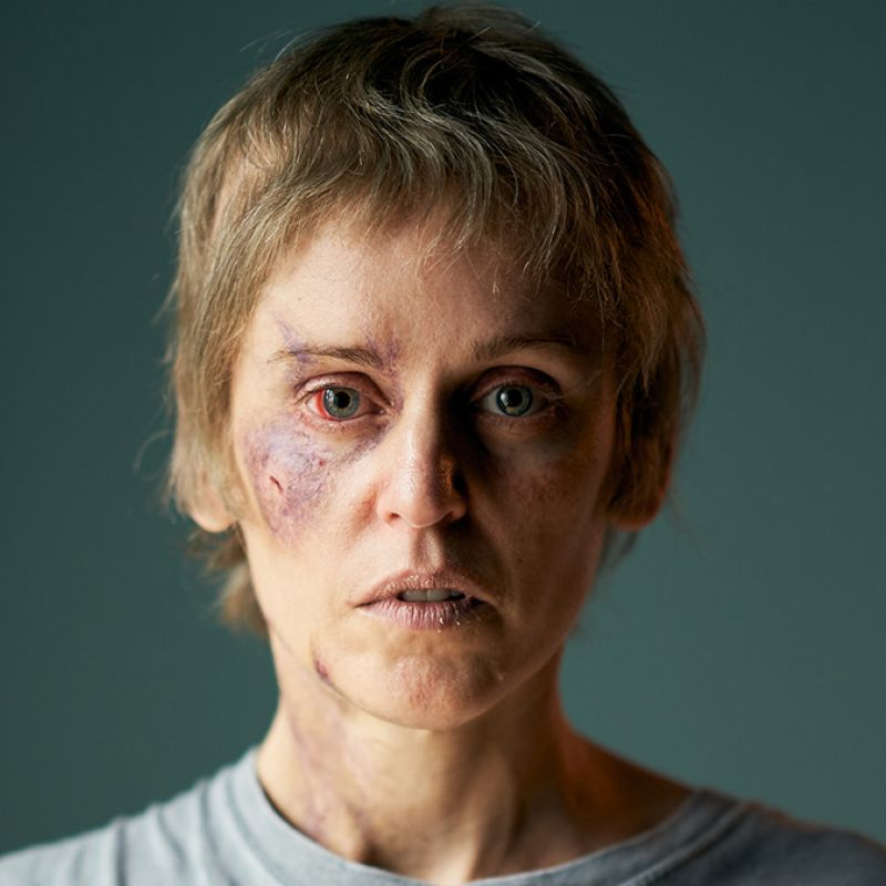 New ITV psychological drama 'Too Close' starring Denise Gough.