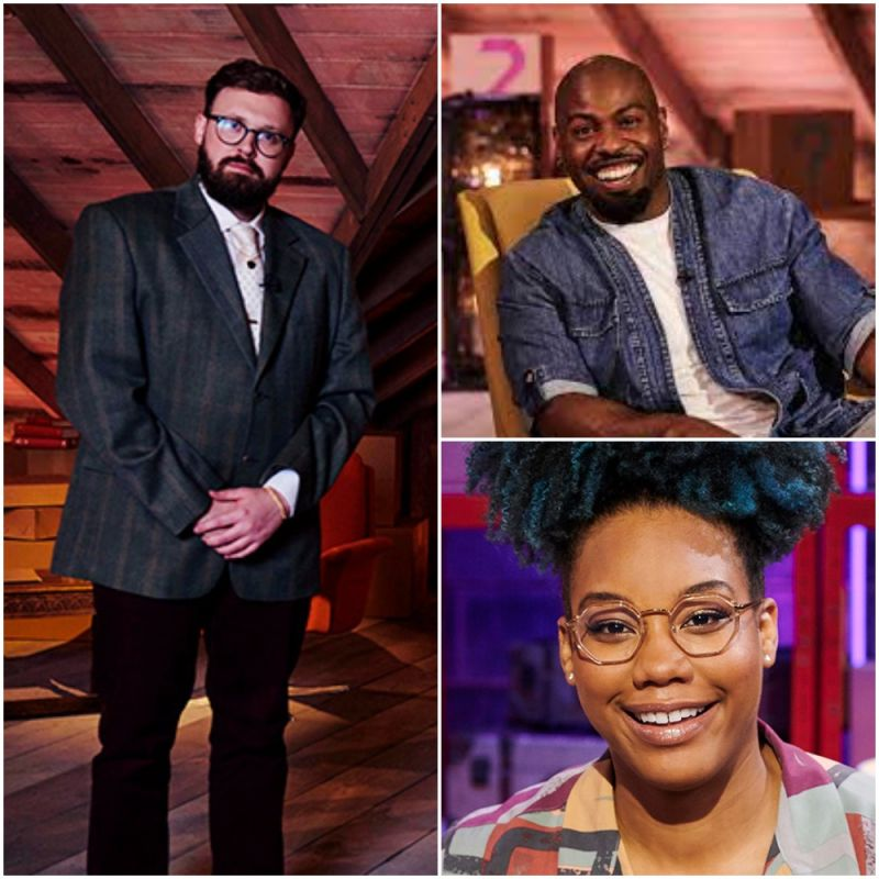 Don't miss The Comedy Central panel show 'Guessable' with guest Kemah Bob who joins co-host John Kearns and team captain Darren Harriott.