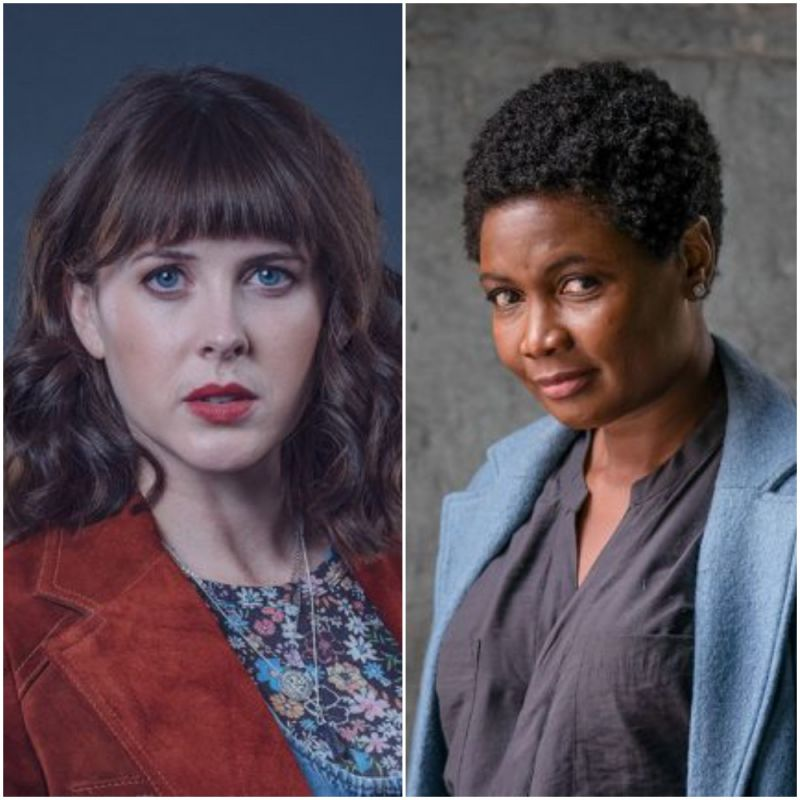 New ITV five-part gripping drama 'Viewpoint'. Starring Alexandra Roach and Sarah Niles.