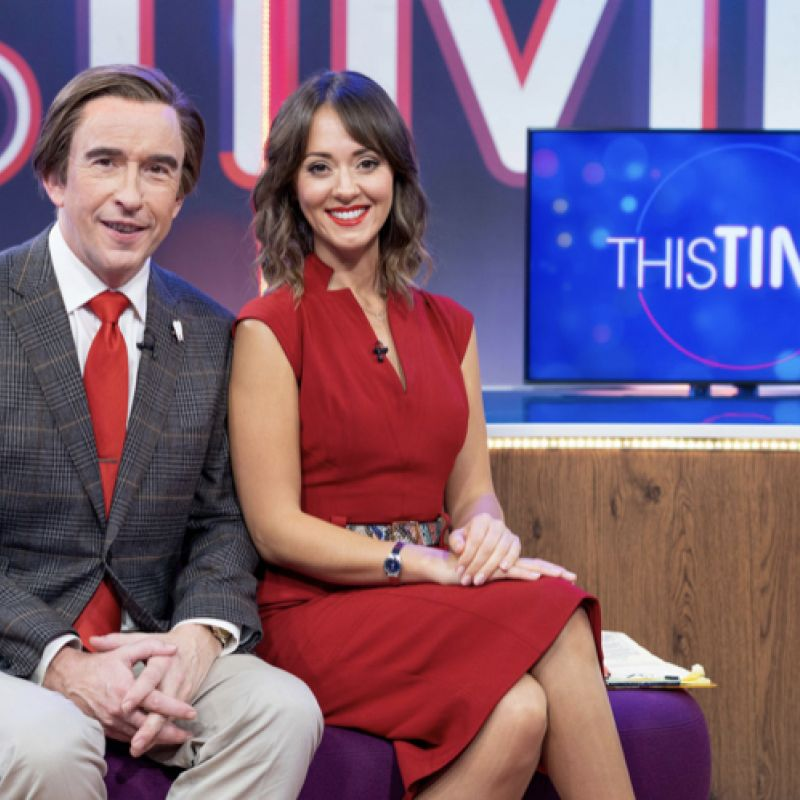 Series 2 of the BBC comedy 'This Time with Alan Partridge' is here. Starring Susannah Fielding.