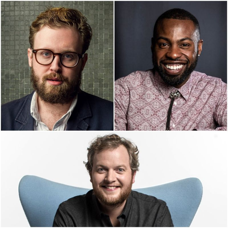 Don't miss The Comedy Central panel show 'Guessable' with guest Miles Jupp who joins co-host John Kearns  nd team captain Darren Harriott.
