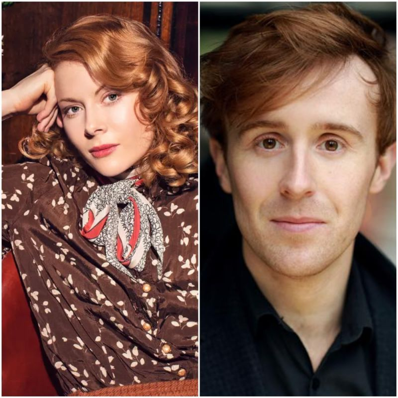New BBC adaptation period drama 'The Pursuit Of Love' based on the novel by Nancy Mitford. Starring Emily Beecham & featuring John Heffernan.