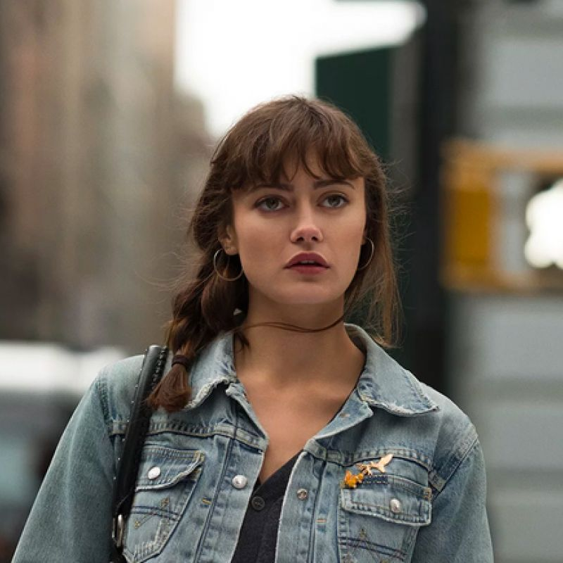 New action, crime horror film 'Army of the Dead' starring Ella Purnell.