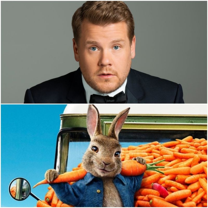 'Peter Rabbit 2: The Runaway' is here, voiced by James Cordon!