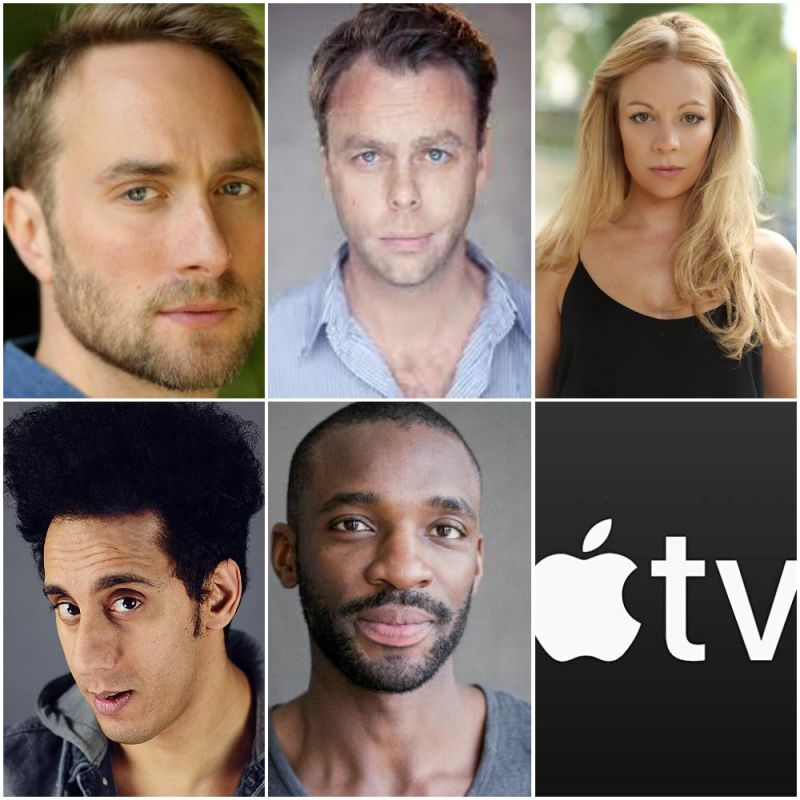 Apple TV+ comedy series 'Trying' is back with a second series. Starring Oliver Chris and featuring Bruce Mackinnon, Fiona Button, Muzz Khan and Denver