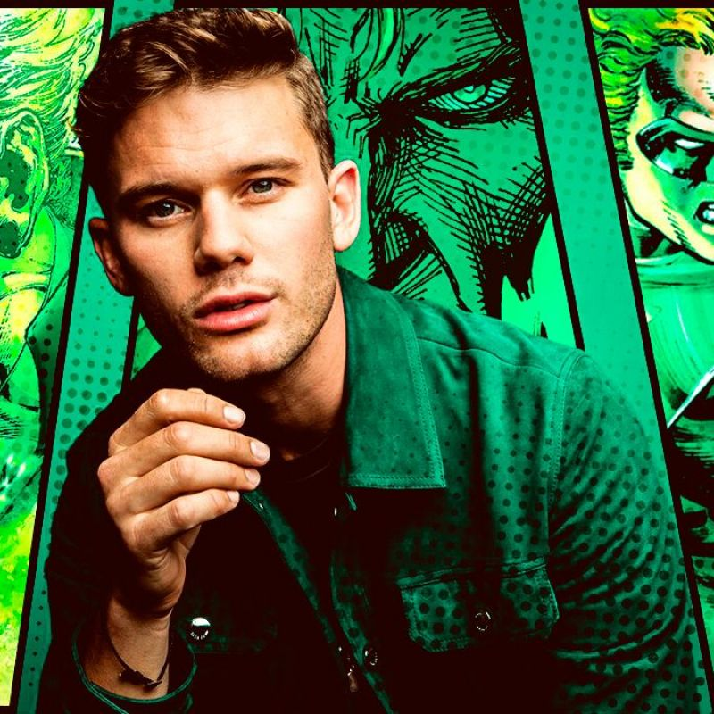 Jeremy Irvine has joined the DC Universe!