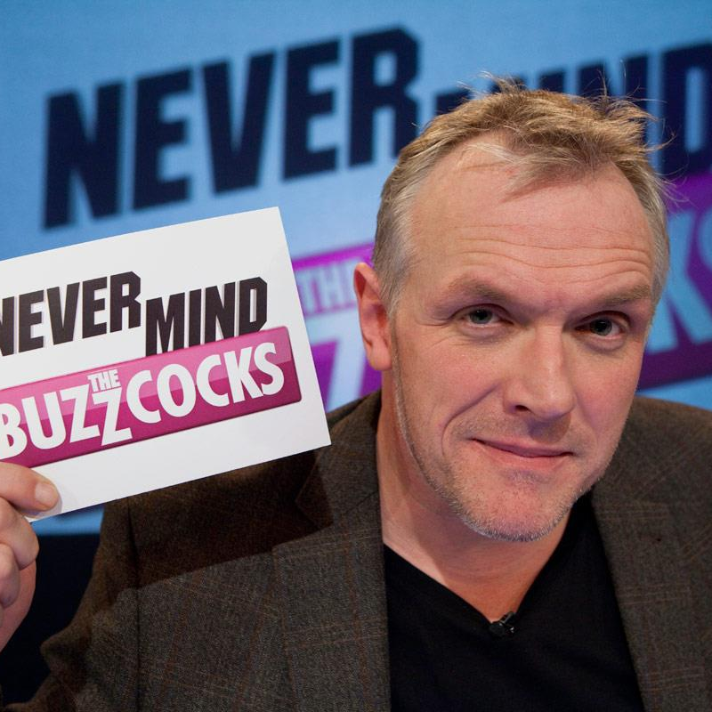 'Never Mind The Buzzcocks' will return with new host Greg Davies.