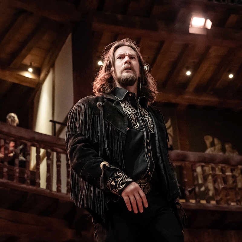 Shakespeare's comedy of mistaken identity, music and the madness of love, Twelfth Night, finds new life in the Globe Theatre.