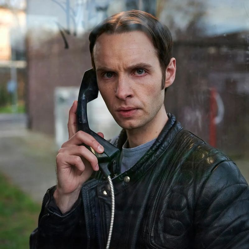 New Channel 4 gripping drama 'Deceit' starring Sion Daniel Young.