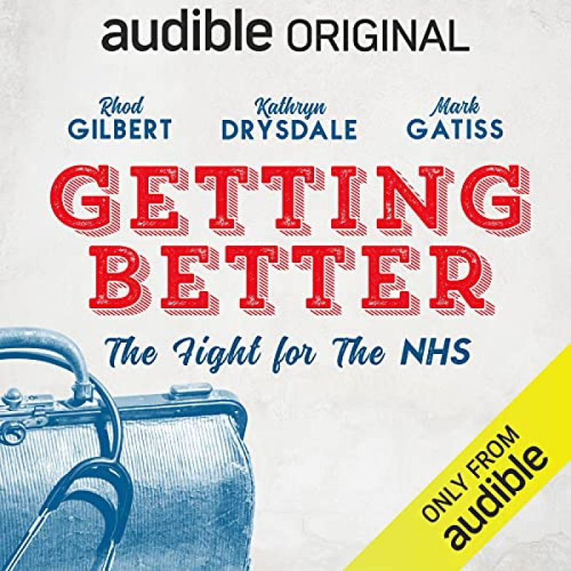 Listen to the 'Getting Better' podcast on Audible.
