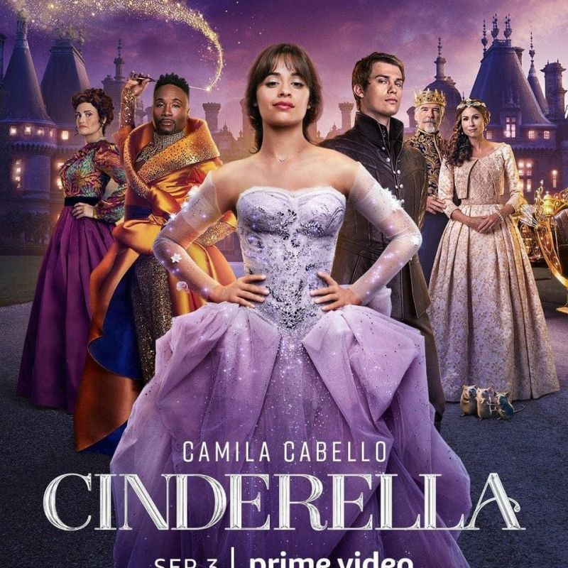 New Amazon Prime modern movie musical, with a bold tale on the classic fairytale 'Cinderella'.