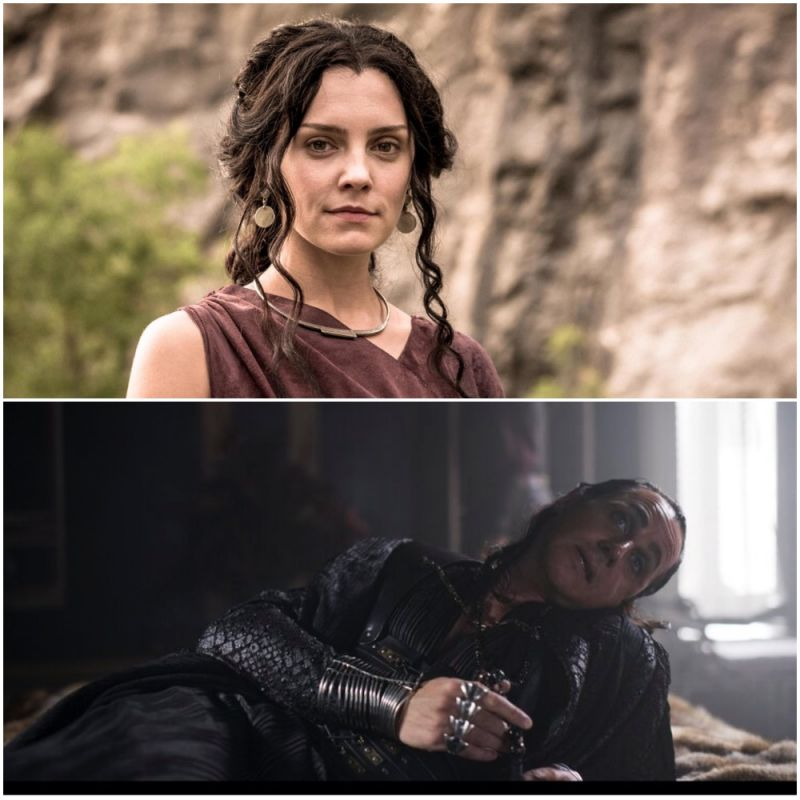 'Britannia' is finally marching back onto our screens for season three, starring Annabel Scholey and Dustin Demri-Burns.