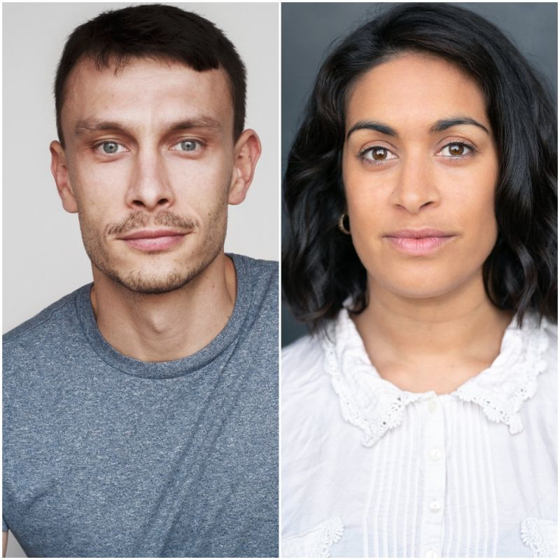 The cop comedy series 'Code 404' is back with a second series.Starring Richard Gadd and Emily Lloyd Saini.