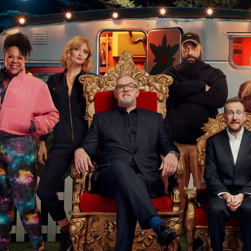 Series 12 of 'Taskmaster' is here! With host Greg Davies and guest Desiree Burch.