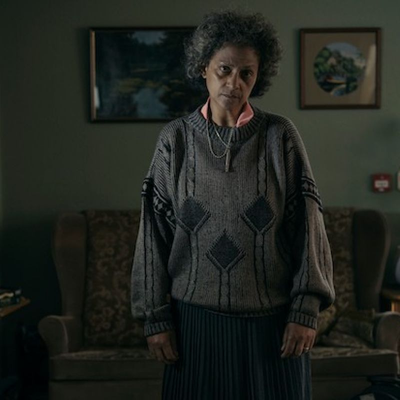 New Channel 4 one off Care Home drama ' Help' starring Cathy Tyson.