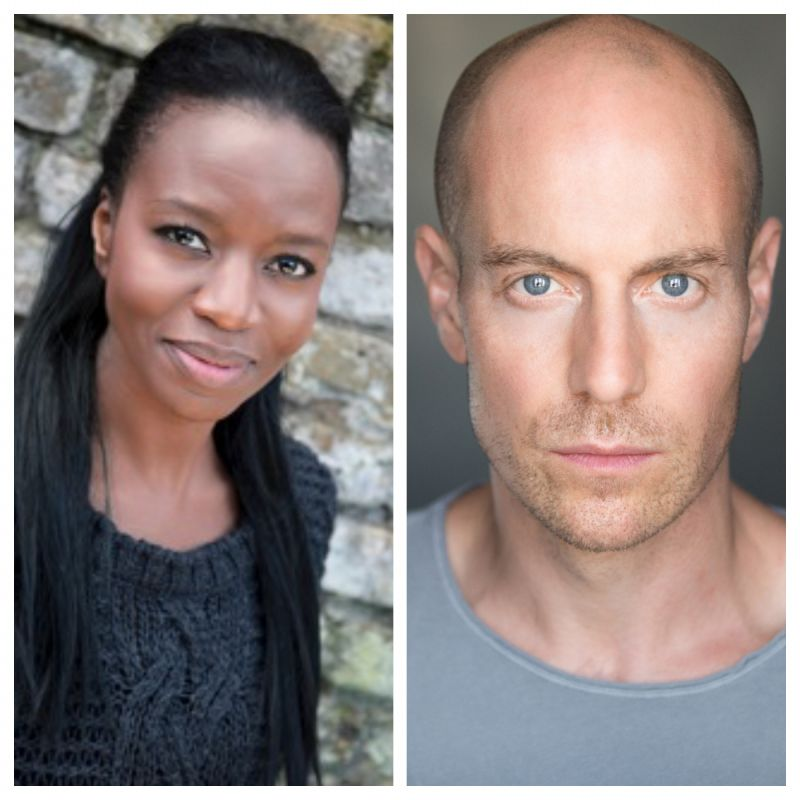 ITV detective drama 'Manhunt' is back with its second series. Starring Diveen Henry and Matthew Gravelle.